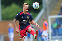 Tom Conlon of Stevenage during Colchester United vs Stevenage, Sky Bet EFL League 2 Football at the Weston Homes Community Stadium on 12th August 2017