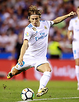Real Madrid's Luka Modric during La Liga match. August 20,2017. (ALTERPHOTOS/Acero)<br /> Deportivo La Coruna - Real Madrid <br /> Liga Campionato Spagna 2017/2018<br /> Foto Alterphotos / Insidefoto <br /> ITALY ONLY