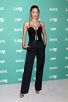 "LOS ANGELES - FEB 27:  Elsie Hewitt at the ""Dave"" Premiere Screening from FXX at the DGA Theater on February 27, 2020 in Los Angeles, CA"