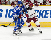 Tyler Rostenkowski (AFA - 25), Luke Esposito (Harvard - 9) - The Harvard University Crimson defeated the Air Force Academy Falcons 3-2 in the NCAA East Regional final on Saturday, March 25, 2017, at the Dunkin' Donuts Center in Providence, Rhode Island.