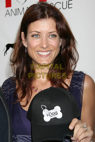 KATE WALSH.2nd Annual Bow Wow Wow! Charity Event held at the Playboy Mansion, Holmby Hills, California, USA..July 19th, 2008.headshot portrait baseball cap hat .CAP/ADM/MJ.©Michael Jade/AdMedia/Capital Pictures.