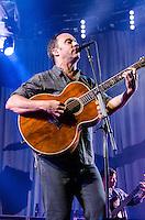 Dave Matthews and Stefan of Dave Matthews Band perform during Summer 2013 at Cruzan Amphitheatre, West Palm Beach, FL, July 19, 2013