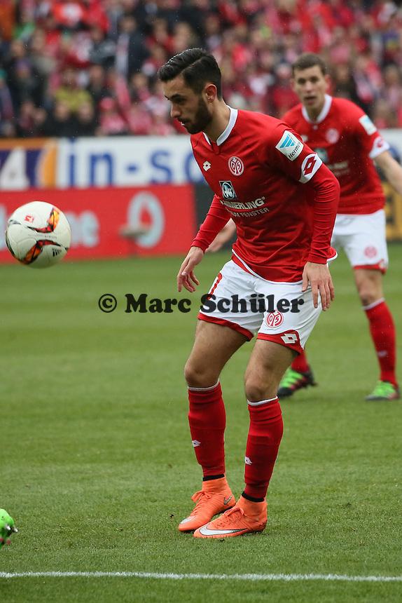 Yunus Malli (Mainz) - 1. FSV Mainz 05 vs. SV Darmstadt 98, Coface Arena