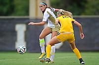 FIU Women's Soccer v. Long Beach State (9/21/14)