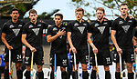 International Hockey, Blacksticks men v Canada. Lloyd Elsmore Park, Auckland, New Zealand. Saturday 20 October 2018. Photo: Simon Watts/Hockey NZ