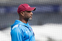 Floyd Reifer, Coach, West Indies during West Indies vs New Zealand, ICC World Cup Warm-Up Match Cricket at the Bristol County Ground on 28th May 2019