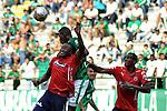 Deportivo Cali salvó los tres puntos en casa tras vencer 4-2 al Medellín, en duelo de la fecha 15, celebrado en el estadio de Palmaseca.