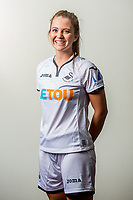 Wedensday 26 July 2017<br /> Pictured: Emma Beynon<br /> Re: Swansea City Ladies Squad 2017- 2018 at the Liberty Stadium, Wales, UK