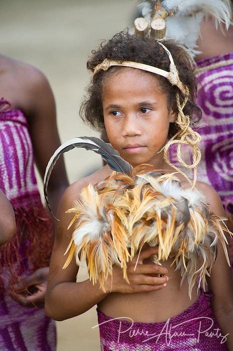 Danseurs de Lolovoli -Vanuatu