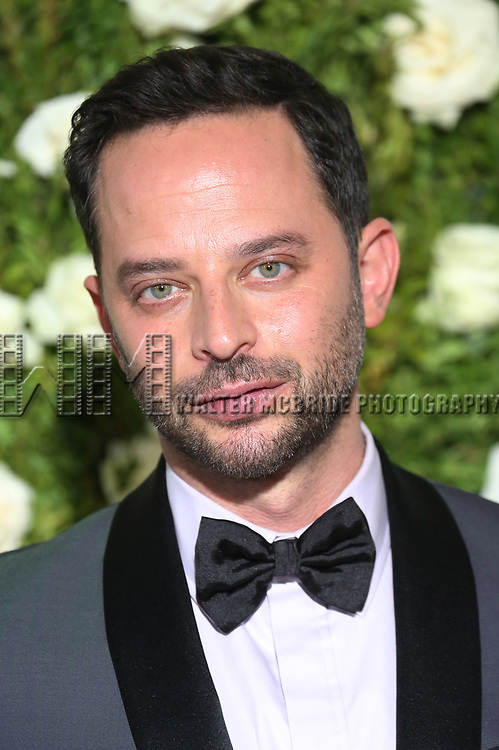 Nick Kroll attends the 71st Annual Tony Awards at Radio City Music Hall on June 11, 2017 in New York City.