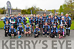 The Sliabh Luachra Cyclists who participated in the Crumlin Hospital charity cycle in Killarney on Saturday