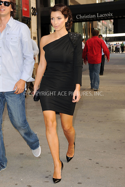 WWW.ACEPIXS.COM . . . . . ....September 14 2009, New York City....TV personality Kim Kardashian seen walking in midtown Manhattan on September 14 2009 in New York City....Please byline: KRISTIN CALLAHAN - ACEPIXS.COM.. . . . . . ..Ace Pictures, Inc:  ..tel: (212) 243 8787 or (646) 769 0430..e-mail: info@acepixs.com..web: http://www.acepixs.com
