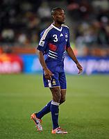 Eric Abidal of France
