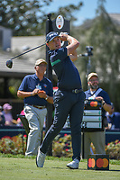 Matthew Wallace (ENG) watches his tee shot on 10 during round 1 of the Arnold Palmer Invitational at Bay Hill Golf Club, Bay Hill, Florida. 3/7/2019.<br /> Picture: Golffile | Ken Murray<br /> <br /> <br /> All photo usage must carry mandatory copyright credit (© Golffile | Ken Murray)