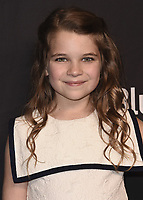 """HOLLYWOOD, CA - MARCH 21: Raegan Revord at PaleyFest 2018 - """"Young Sheldon"""" at the Dolby Theatre on March 21, 2018 in Hollywood, California. (Photo by Scott KirklandPictureGroup)"""
