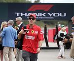 11.05.2019, Circuit de Catalunya, Barcelona, FORMULA 1 EMIRATES GRAN PREMIO DE ESPAÑA 2019<br /> , im Bild<br />Sebastian Vettel (GER#5), Scuderia Ferrari Mission Winnow<br /> <br /> Foto © nordphoto / Bratic
