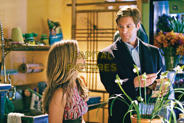 JENNIFER ANISTON & AARON ECKHART.in Love Happens.*Filmstill - Editorial Use Only*.CAP/FB.Supplied by Capital Pictures.