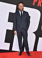 Seth Rogen at the premiere for &quot;Blockers&quot; at the Regency Village Theatre, Los Angeles, USA 03 April 2018<br /> Picture: Paul Smith/Featureflash/SilverHub 0208 004 5359 sales@silverhubmedia.com