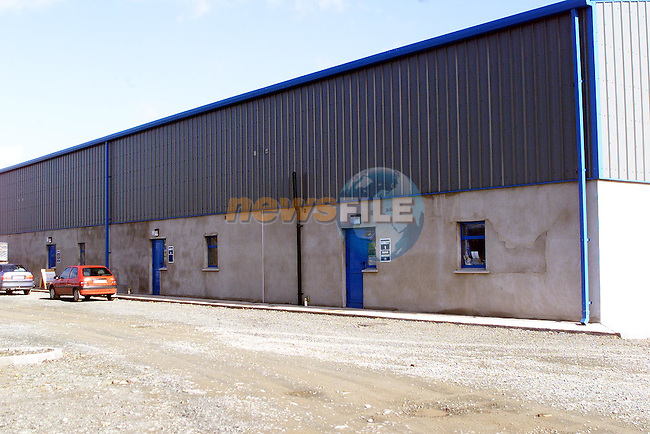 Unit to let in Ardee Business Park..pic: Newsfile