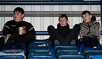 Fleetwood Town supporters enjoying the pre-match atmosphere<br /> <br /> Photographer Andrew Kearns/CameraSport<br /> <br /> The EFL Sky Bet League One - Wycombe Wanderers v Fleetwood Town - Tuesday 11th February 2020 - Adams Park - Wycombe<br /> <br /> World Copyright © 2020 CameraSport. All rights reserved. 43 Linden Ave. Countesthorpe. Leicester. England. LE8 5PG - Tel: +44 (0) 116 277 4147 - admin@camerasport.com - www.camerasport.com