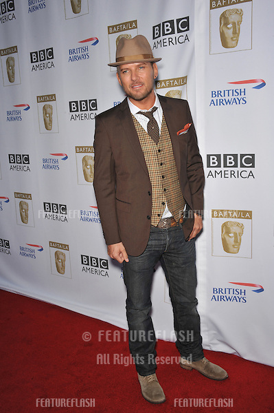 Matt Goss at BAFTA/LA's sixth annual TV Tea Party to celebrate the Emmys at the Intercontinental Hotel, Century City..September 20, 2008  Los Angeles, CA.Picture: Paul Smith / Featureflash