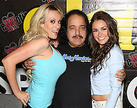 Stormy Daniels, Ron Jeremy, Allie Haze at Exxxotica, Broward County Convention Center, Fort Lauderdale, FL, Sunday May 4, 2014.