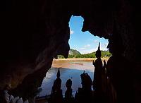 Laos. Pak-Ou Caves.