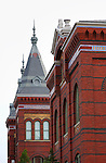 Smithsonian Institution, Art and Industry Building, National Mall, Washington DC