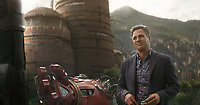 Avengers: Infinity War (2018) <br /> Mark Ruffalo<br /> *Filmstill - Editorial Use Only*<br /> CAP/KFS<br /> Image supplied by Capital Pictures
