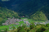 Bontoc Town, Mountain Province, Philippines
