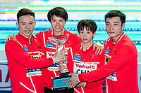 CHINA Best Diving Team<br /> Gwangju South Korea 20/07/2019<br /> Diving<br /> 18th FINA World Aquatics Championships<br /> Nambu University Aquatics Center <br /> Photo © Andrea Staccioli / Deepbluemedia / Insidefoto