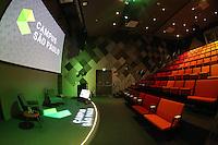 SÃO PAULO, SP, 07.02.2016 - GOOGLE-SP - Vista do Google Space no Campus São Paulo, no bairro do Paraíso, em São Paulo (SP), nesta terça-feira (7). (Foto: Vanessa Carvalho/Brazil Photo Press)