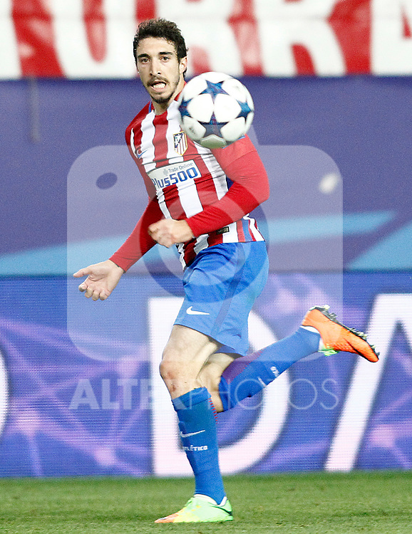 Atletico de Madrid's Sime Vrsaljko during Champions League 2016/2017 Round of 16 2nd leg match. March 15,2017. (ALTERPHOTOS/Acero)