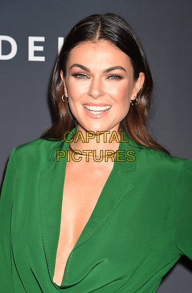 HOLLYWOOD, CA - FEBRUARY 09: Actress Serinda Swan attends Delta Air Lines official Grammy event featuring private performance and interactive evening with Halsey at Beauty &amp; Essex, adjacent to the new Dream Hollywood to celebrate the 59th Annual GRAMMY Awards on February 9, 2017 in Los Angeles, California.<br /> CAP/ROT/TM<br /> &copy;TM/ROT/Capital Pictures