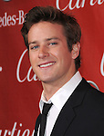 Armie Hammer attends the 2011 Palm Springs International Film Festival Awards Gala held at The Palm Springs Convention Center in Palm Springs, California on January 08,2011                                                                               © 2010 Hollywood Press Agency