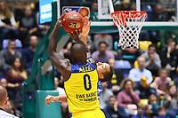 Bryon Allen (EWE Baskets Oldenburg) setzt sich durch - 05.11.2017: Fraport Skyliners vs. EWE Baskets Oldenburg, Fraport Arena Frankfurt
