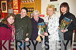 Pictured at the opening night of Oliver the musical in Siamsa Tíre on Tuesday evening were l-r: Labhaoise O'Connor, Elaine O'Connor, Eileen O'Connor, Barbara Hurley  and Fiona Walsh Casey.