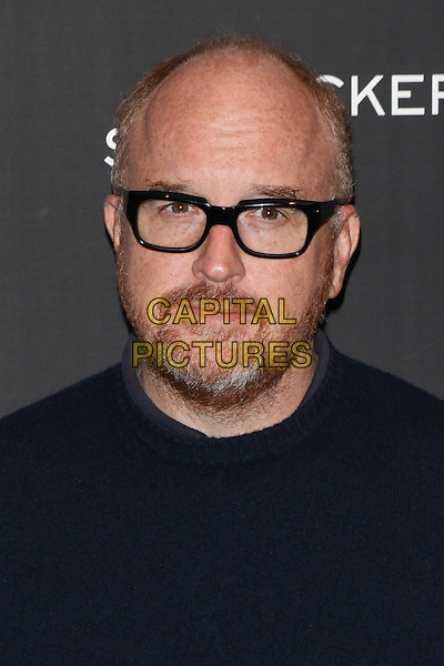 NEW YORK, NY - NOVEMBER 3: Louis C K at the special Bleecker Street screening of Trumbo at MoMA TiTUS 2 on November 3, 2015 in New York City.  <br /> CAP/MPI99<br /> &copy;MPI99/Capital Pictures