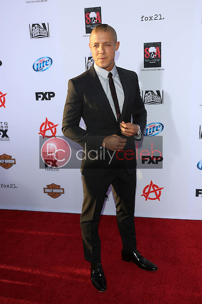 Theo Rossi<br />