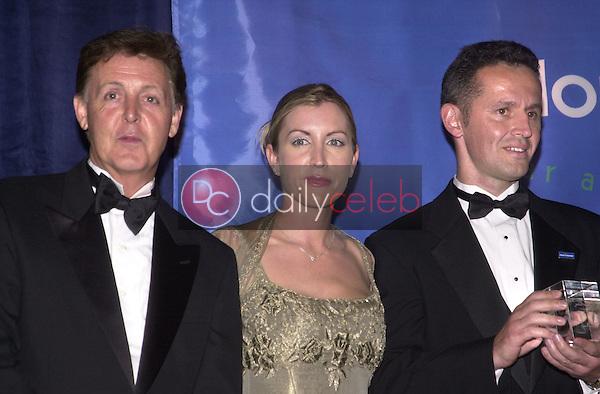 Paul McCartney, Heather Mills, Radosav Zikovic
