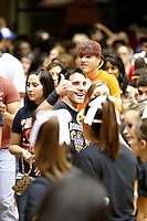 SAN ANTONIO, TX - OCTOBER 17, 2008: The University of Texas at San Antonio Roadrunners open the 2008-09 basketball season with the Roadrunner Ruckus at the UTSA Convocation Center. (Photo by Jeff Huehn)