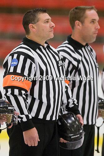 John Gravallese. - The Dartmouth College Big Green defeated the Harvard University Crimson 6-2 on Sunday, November 29, 2009, at Bright Hockey Center in Cambridge, Massachusetts.