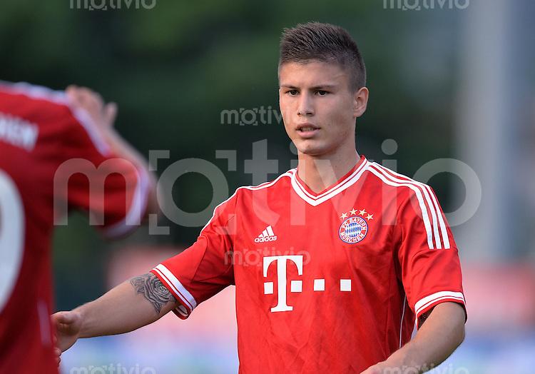 FUSSBALL  1. Bundesliga   2013/2014   Testspiel  FC Bayern Muenchen - Paulaner Traumelf      05.07.2013 Vladimir Rankovic (FC Bayern Muenchen)