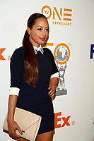 LOS ANGELES - MAR 9:  Essence Atkins at the 50th NAACP Image Awards Nominees Luncheon at the Loews Hollywood Hotel on March 9, 2019 in Los Angeles, CA