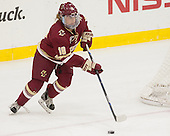 Toni Ann Miano (BC - 18) - The visiting Boston College Eagles defeated the Harvard University Crimson 2-0 on Tuesday, January 19, 2016, at Bright-Landry Hockey Center in Boston, Massachusetts.