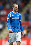 St Johnstone v Motherwell...22.08.15  SPFL   McDiarmid Park, Perth<br /> Dave Mackay<br /> Picture by Graeme Hart.<br /> Copyright Perthshire Picture Agency<br /> Tel: 01738 623350  Mobile: 07990 594431