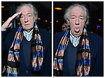 Michael Gambon attend opening Night party for 'ALL THAT FALL' at Amali, New York City on Nov 11, 2013.
