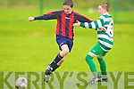Kevin O'Connor Mastergeeha v Mikey Moynihan Killarney Celtic