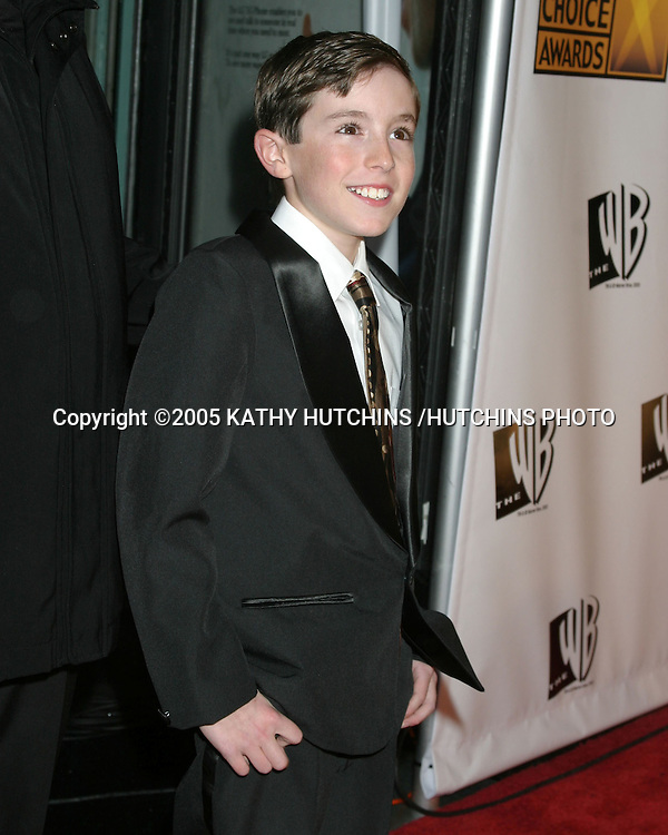 ©2005 KATHY HUTCHINS /HUTCHINS PHOTO.10TH ANNUAL CRITICS CHOICE AWARDS.WILTERN THEATER.LOS ANGELES, CA.JANUARY 10, 2005..WILLIAM ULLRICH