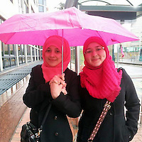 "Pictured: Nadine Aburas (L)<br /> Re: A man has pleaded guilty of murdering a woman in a Cardiff hotel room has been found by police.<br /> Sammy Almahri from New York, went on the run following the discovery of Nadine Aburas's body at the Future Inn, Cardiff Bay, on 31 December 2014.<br /> An international search was launched to find Mr Almahri.<br /> He was arrested by Tanzanian Police.<br /> Nadine's family has issued the following statement:  ""Justice has been done for Nadine. The right verdict has been returned. We wish to thank everyone who has assisted us throughout this tragic period in our lives.<br /> ""We ask now that we are given time to grieve and remember our beautiful girl. We will give a full statement after sentence."""